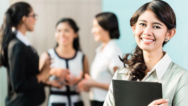 Sebuah studi menunjukkan perempuan Indonesia termasuk yang tertinggi di dunia untuk posisi penting di perusahaan.