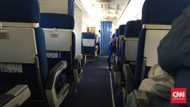 Kemenhub melakukan inspeksi terhadap seluruh Boeing 727 seri classics sebagai tindak lanjut kecelakaan pesawat Sriwijaya Air SJ 182 pada Sabtu (9/1) lalu.