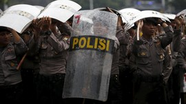 Polisi Kerahkan Penjinak Bom Kawal Demo Tolak Bir di DPRD DKI