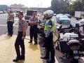 Pengemudi Taksi Konvoi ke Jakarta, Bandara Macet Parah