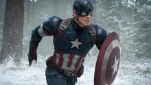 Pengunjung Universal Orlando Dilarang Colek Captain America