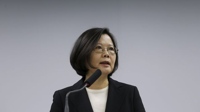 Presiden Taiwan Tsai Ing-wen menyebut aktivitas tinggi militer China mengganggu stabilitas kawasan. Dia meminta pasukannya terus memantau kegiatan itu.