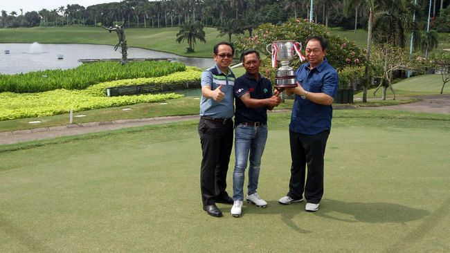Dua pegolf Indonesia, Edwin Abeng dan Jayadi akan mendapatkan kesempatan bertemu legenda golf dunia, Jack Nicklaus.