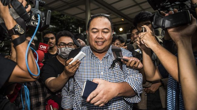 Adik Bambang Widjojanto, Haryadi Budi Kuncoro telah ditetapkan sebagai tersangka dalam kasus pengadaan mobil crane oleh Bareskrim Polri.