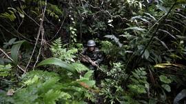 TNI Baku Tembak dengan KKB di Intan Jaya, Satu Orang Tewas