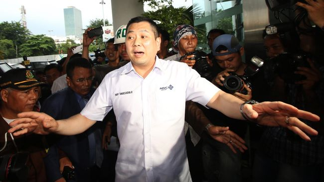 Hary Tanoe Kalah Praperadilan, Polisi Fokus Lengkapi Berkas