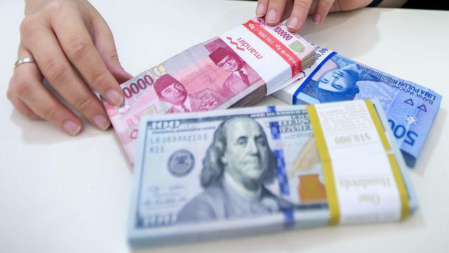 Kurs rupiah melemah ke Rp14.104 per dolar AS pada perdagangan Kamis (21/11) pagi.