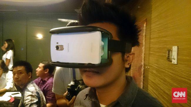 Selain Ponsel Headset Vr Murah Akan Jejali Bisnis Lenovo