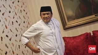 Tak Dapat Izin, Rhoma Irama Batalkan Konser Khitanan di Bogor