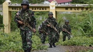 Kontak Tembak Pecah di Papua, Kapendam Bantah 2 TNI Tewas