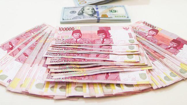Rupiah Menguat Rp14.542 per Dolar AS Jelang Pergantian Tahun | PT Rifan Financindo