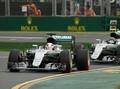 Rosberg Juara GP Australia Berkat Strategi Cerdas