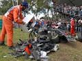 Fernando Alonso: Ini Kecelakaan Mengerikan