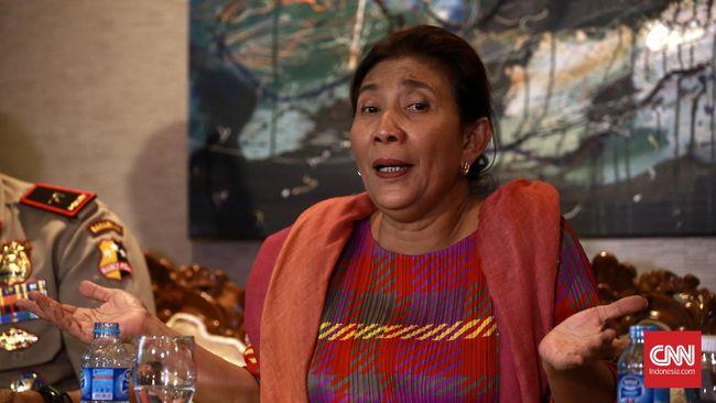 Menteri Susi menduga isu reklamasi rentan dihubung-hubungkan dengan proses Pilkada 2017 yang juga digelar di DKI Jakarta.
