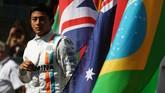 Meski tidak menyelesaikan balapan, Rio Haryanto akan tercatat sebagai pebalap pertama Indonesia yang mencicipi ajang balap jet darat.