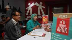Kelompok Relawan Wajib Daftar ke KPUD DKI Jakarta