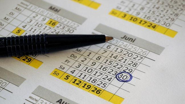 Tahun Baru Islam yang jatih pada Selasa 10 Agustus tidak berubah. Namun hari liburnya bergeser ke tanggal 11 Agustus 2021.