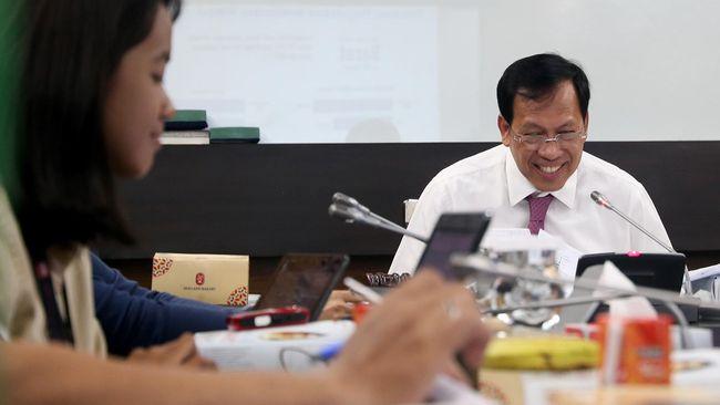 Harapan Pengusaha dan DPR Pada Bos Baru Pajak