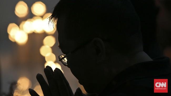 Vatikan Rilis Pedoman Rabu Abu 2021