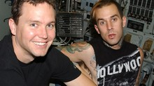 Mark Hoppus Blink-182 Jalani Perawatan karena Kanker