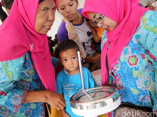 Menkes Minta Para Ibu Kuasai Pengetahuan wacana Gizi Anak