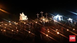 Pesan Paskah, Umat Diharapkan Jaga Kerukunan Umat Beragama