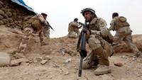 Pasukan Irak Serang ISIS di Perbatasan Suriah