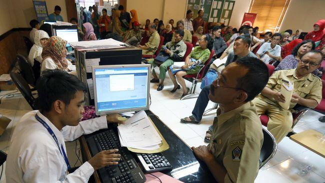 Direktorat Jenderal Pajak menghentikan sementara layanan tatap muka Kantor Pelayanan Pajak (KPP) wilayah Surabaya, Jawa Timur, hingga 4 Agustus 2020.