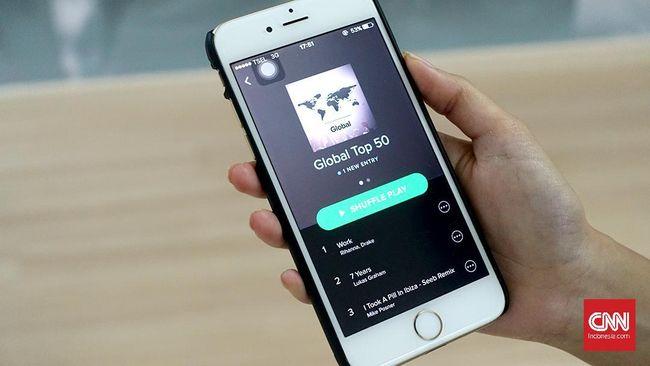 Ada 380 juta akun pengguna Spotify dilaporkan bocor dan berpotensi digunakan untuk membajak akun layanan streaming musik itu.