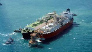 China Bakal Salip Jepang Jadi Pembeli LNG Terbesar Dunia