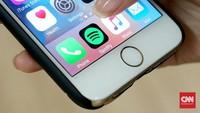 Pengguna iOS Kini Bisa Putar Spotify dari Waze