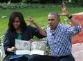 Lukisan Eksklusif Barack dan Michelle Obama Dipamerkan