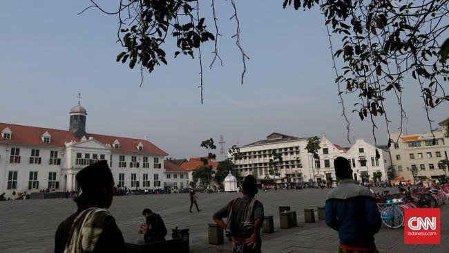 Setelah masuk dalam Daftar Sementara situs warisan dunia UNESCO, tinggal selangkah menuju ditetapkannya Kota Tua Jakarta sebagai Situs Warisan Dunia UNESCO.