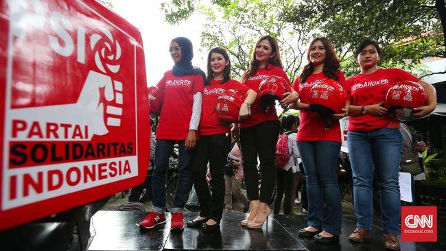 PSI menduga petinggi Partai Berkarya Muchdi Pr menjadi kuda troya bagi kubu pasangan capres-cawapres nomor urut 01 Jokowi-Ma'ruf.