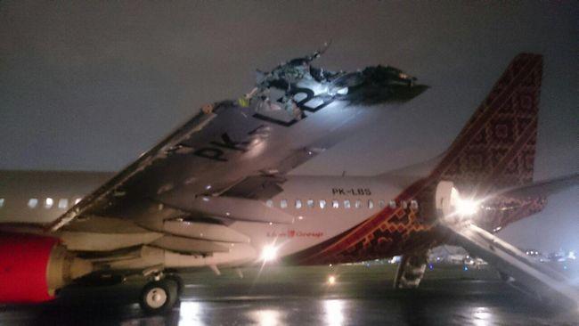 Pembekuan tetap dilakukan sampai rekomendasi Komite Nasional Keselamatan Transportasi (KNKT) dilaksankan pasca insiden tabrakan Batik Air dan Trans Nusa.