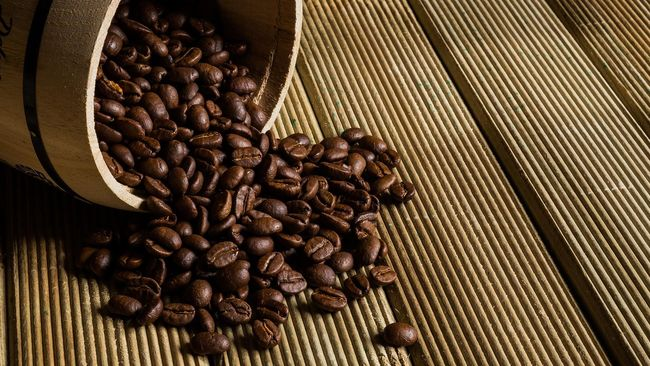 Secangkir kopi dijual dengan harga US$75 (Rp1,08 juta) di Klatch Coffee, San Francisco dari biji kopi Elida Geisha Natural