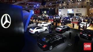 Pameran Otomotif Manfaatkan Momentum Penurunan Harga BBM