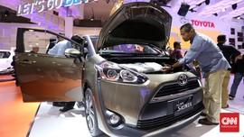 Penjualan Mobil Astra Hingga Juli 2018 Melorot 6,7 Persen