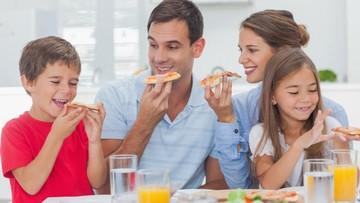 Makan Bersama, Quality Time yang Mudah dan Murah