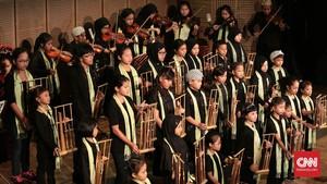 Angklung, Alat Musik Indonesia yang Sudah Mendunia