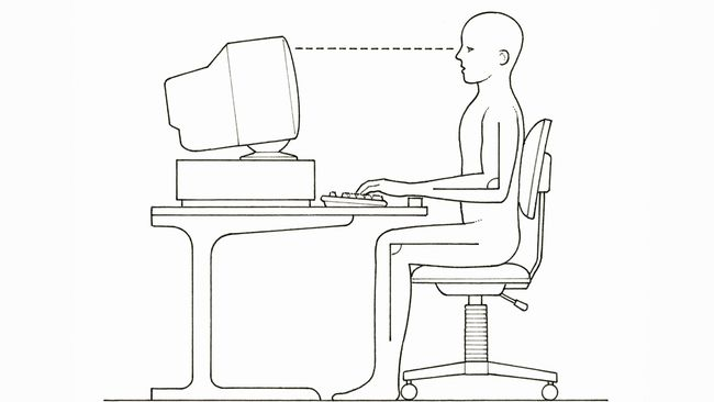 Banyak orang terbiasa dengan postur tubuh buruk seperti membungkuk atau bersandar. Padahal, postur tubuh buruk bisa memicu masalah kesehatan.