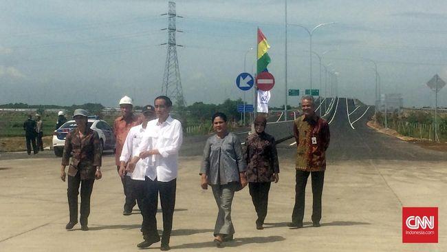 Infrastruktur Jokowi di Antara Utang BUMN dan Baja China