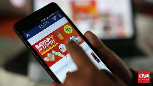 Lazada Akui E-Commerce C2C Sulit Halau Barang Palsu