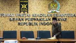 Fraksi PKS Kirim Surat Keberatan atas Putusan Hak Angket KPK