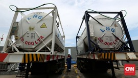 RI Impor Gas dari Mozambik Mulai 2024