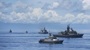 Gabung India, AS, dan Jepang, Australia Ikut Latihan Perang