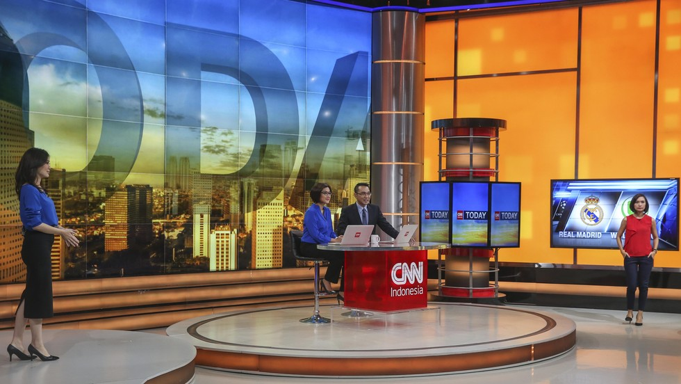 CNN Indonesia Today