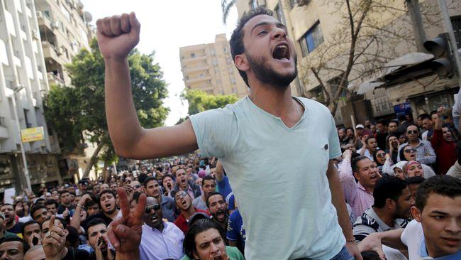 Situasi Mesir Tak Kondusif, KBRI Imbau Setop Kirim WNI