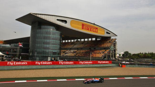 Promotor F1 GP China meminta penyelenggaraan balapan jet darat di Sirkuit Internasional Shanghai ditunda, karena situasi pandemi Covid-19.