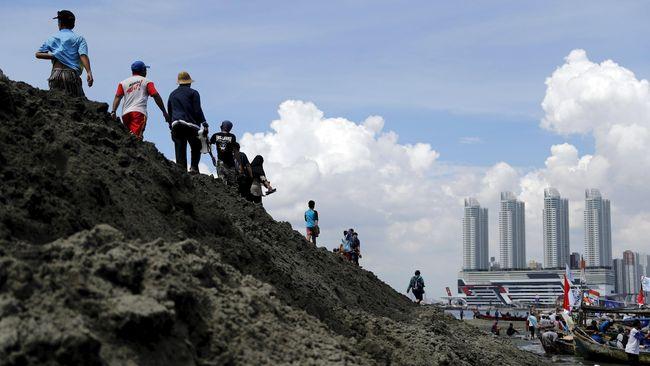 Selain Pulau K, Ahok Juga Kalah PTUN untuk Reklamasi Pulau F